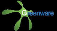 Greenware – פתרונות המחשוב הירוקים בסביבה Logo